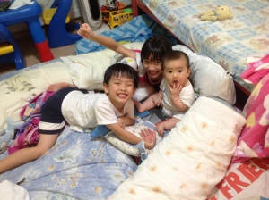 My dearest 3 kids