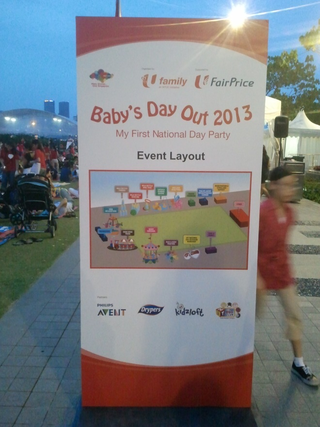 Baby Day Out 2013