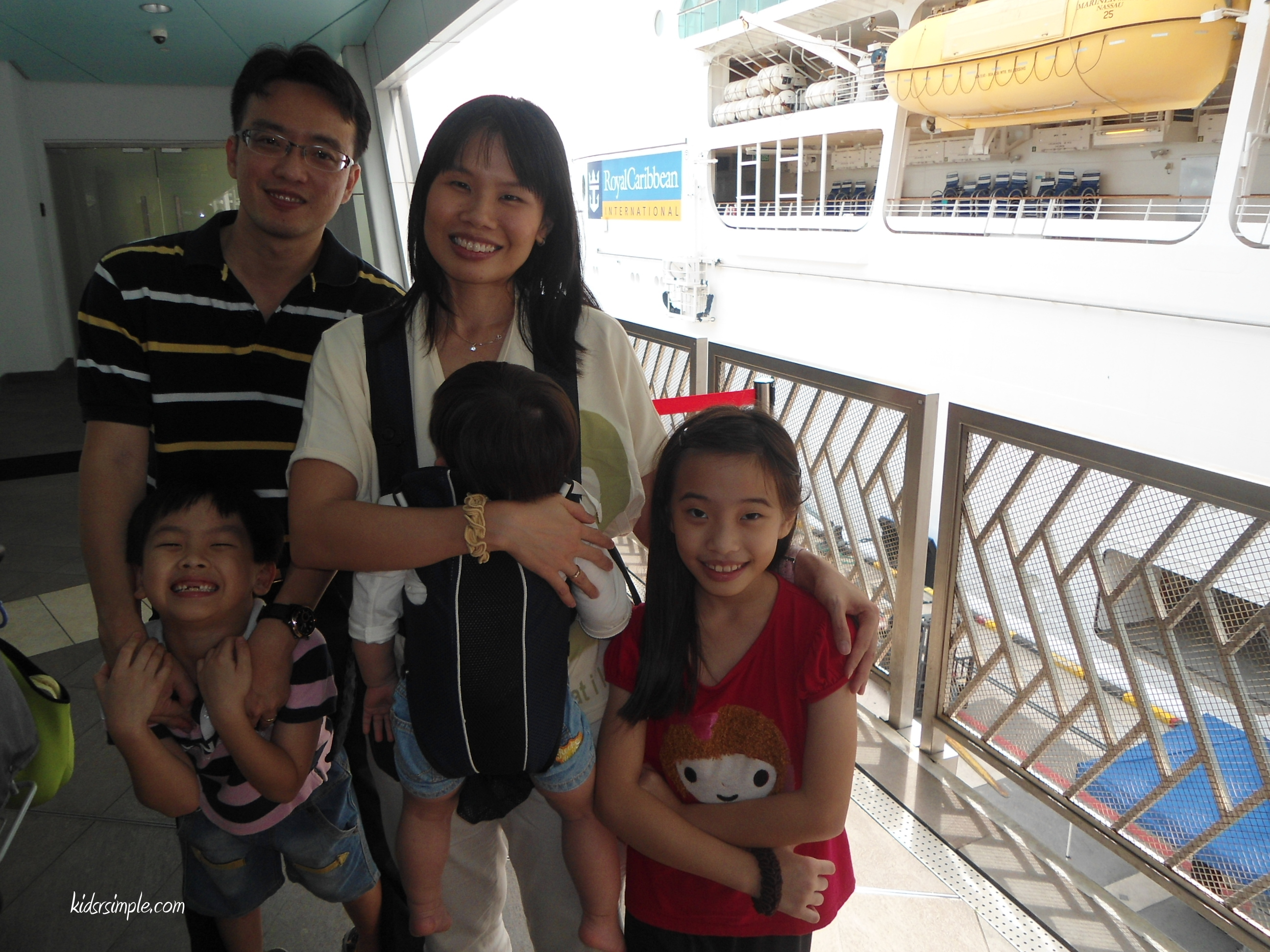 Our first family cruise – Mariner of the seas (Royal Caribbean)