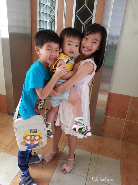 CNY 2014 kids