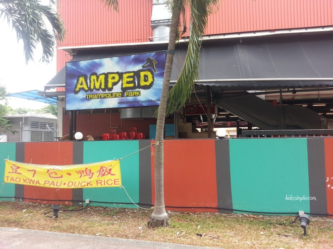 Amped Singapore
