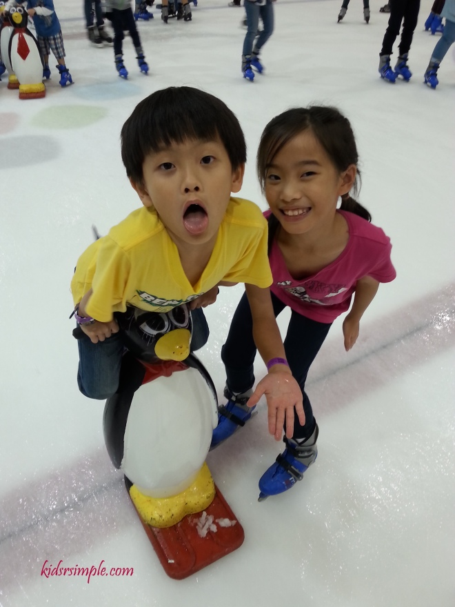 """""""Penguin"""" Skating Aid - lower height for kids"""