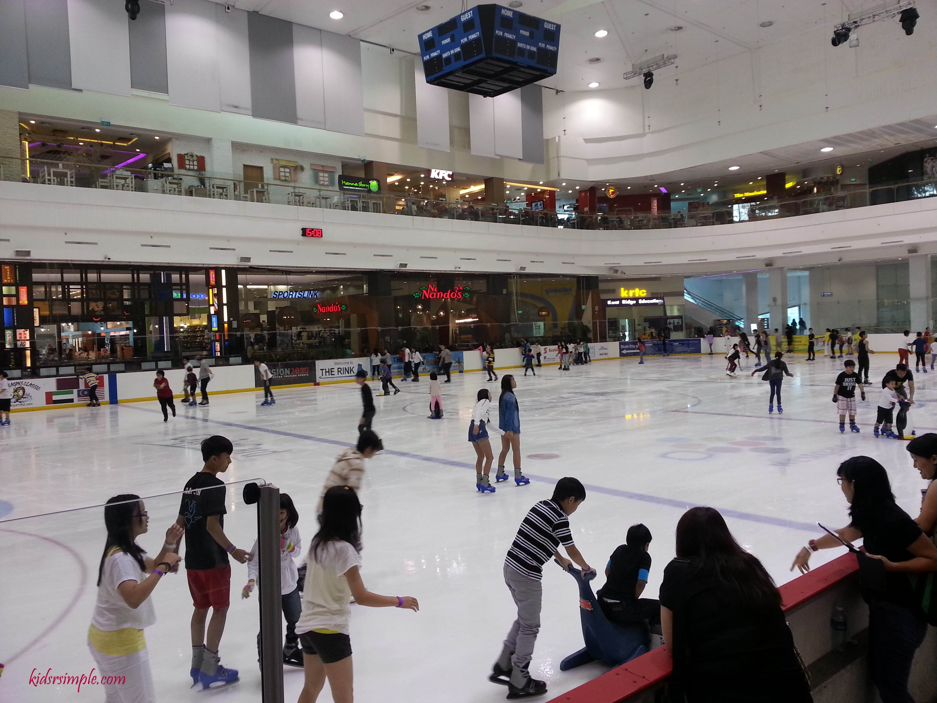 Inline Skating Lessons in Singapore