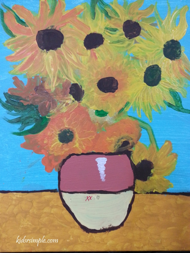 XX Sunflowers