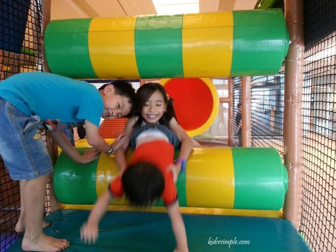 Canopy Playground 6