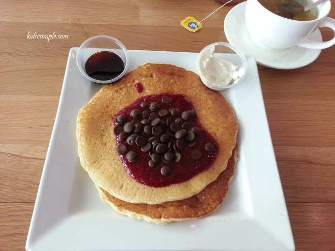 FFT pancakes