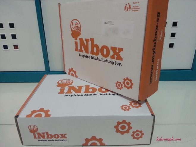iNbox (May's theme)