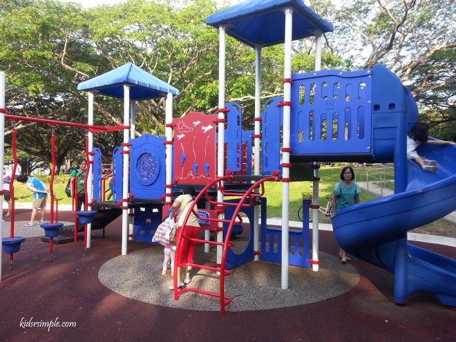Pasir Ris Park - Playground2