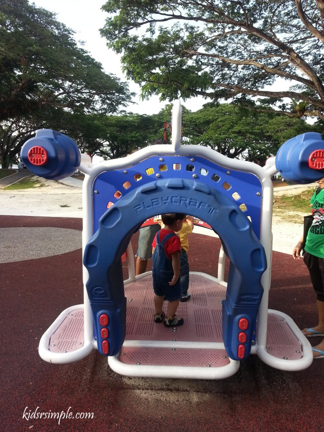 Pasir Ris Park - Playground5