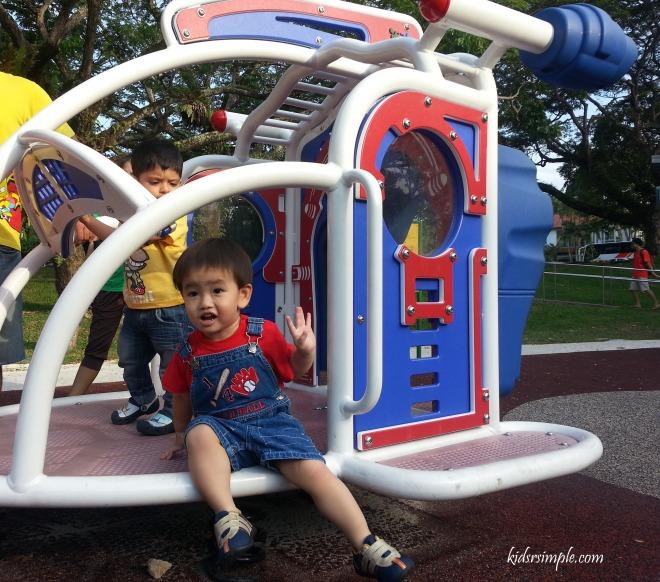 Pasir Ris Park - Playground6