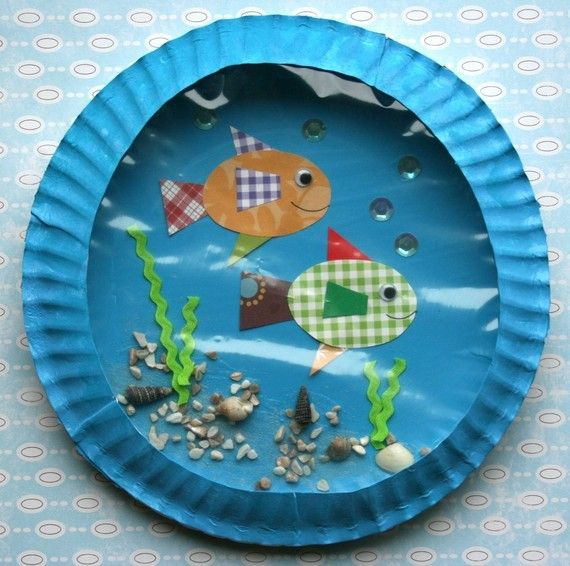 Simple craft paper plate art kids r simple for Paper plate crafts for adults