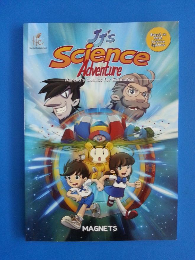 JJ Science Adventure