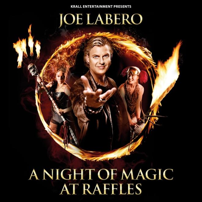 A Night of Magic at Raffles (1)