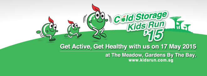 Cold Storage Kids Run 2015 image