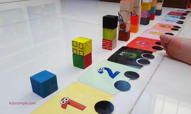 number blocks