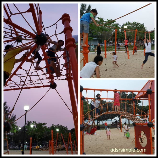 Changi Village Playground 1