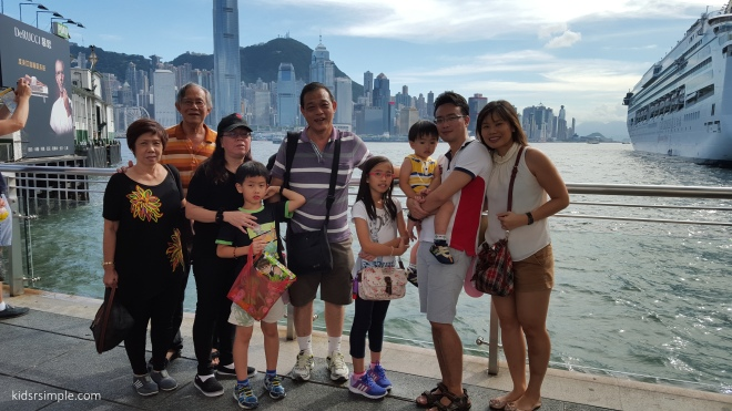 Our family 5D4N HongKong-Macau Recommended Places To Go