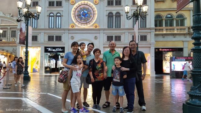 Venetian shopping