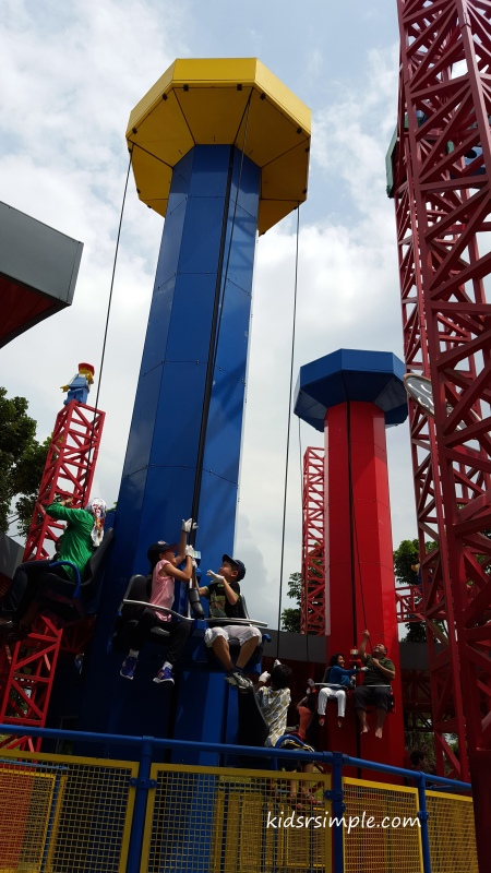 Kids Power Tower