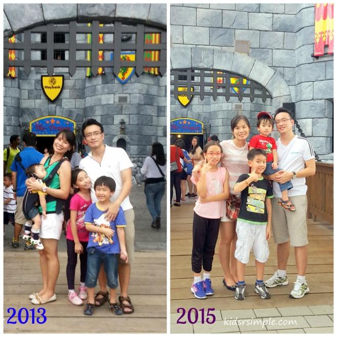 Legoland family