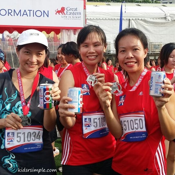 GE Women Run 2014