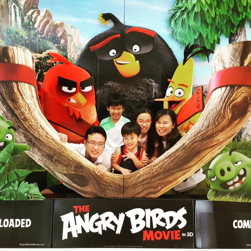 Angry Bird Movie